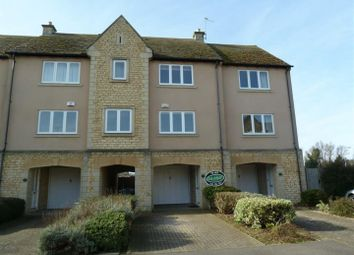 Thumbnail 3 bed town house to rent in Gresley Drive, Stamford