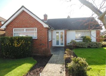 Thumbnail 2 bed bungalow for sale in Stopham Close, Worthing, West Sussex