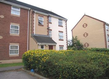 Thumbnail 1 bedroom flat for sale in Burns Avenue, Chadwell Heath, Romford
