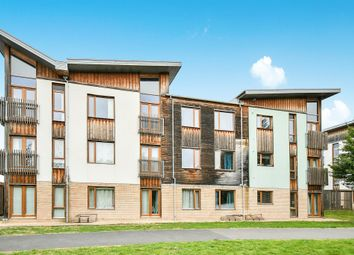 Thumbnail 2 bed flat for sale in Cowleaze, Chippenham