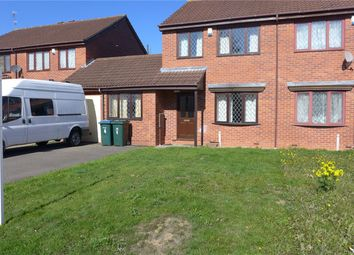 Thumbnail 5 bed semi-detached house to rent in Grafton Court, Mayor's Croft, Canley, Coventry