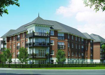 Thumbnail 2 bedroom flat to rent in Honington Mews, Farnborough