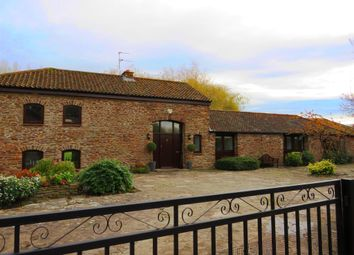 Thumbnail 4 bedroom barn conversion for sale in Moorend Road, Hambrook, Bristol