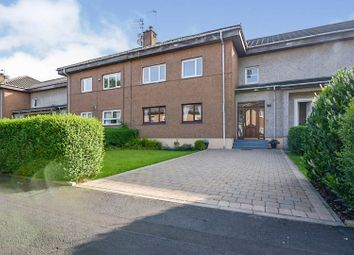 Thumbnail 3 bed flat for sale in Cardonald Drive, Glasgow