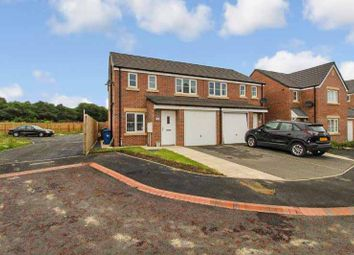 Thumbnail 3 bed semi-detached house for sale in Harbottle Walk, Blyth
