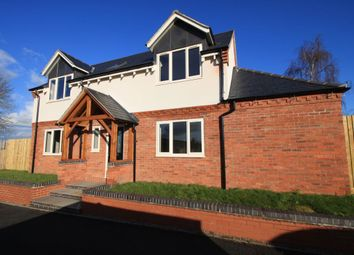 Thumbnail 3 bed detached house to rent in Hampton View, Welshampton, Ellesmere