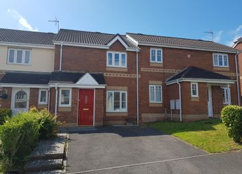 Thumbnail 3 bed property to rent in Allt Dderw, Bridgend