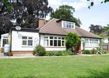 Thumbnail 4 bed detached bungalow for sale in Lower Road, Fetcham, Leatherhead