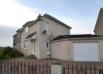 Thumbnail 3 bed semi-detached house for sale in Innerwood Road, Kilwinning, North Ayrshire