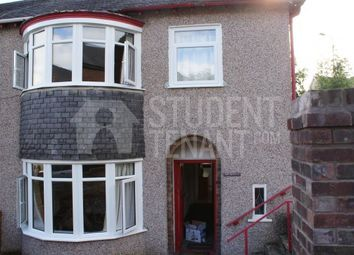 Thumbnail 4 bed semi-detached house to rent in Farrar Road, Bangor, Gwynedd