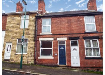 2 bed terraced house for sale in St. Cuthberts Road, Nottingham NG3