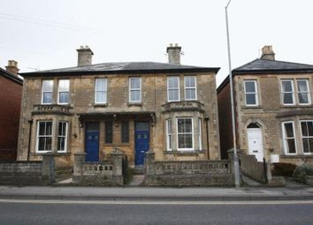 Thumbnail 3 bed property to rent in Marshfield Road, Chippenham