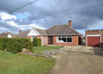 Thumbnail 3 bed detached bungalow for sale in Knights Lane, Ball Hill, Berkshire