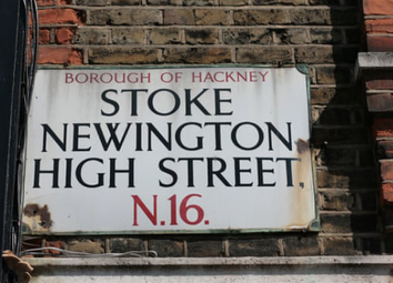 Thumbnail Flat to rent in Stoke Newington High Street, Stoke Newington, London