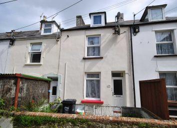 Thumbnail 2 bed terraced house for sale in Grosvenor Street, Barnstaple, Devon