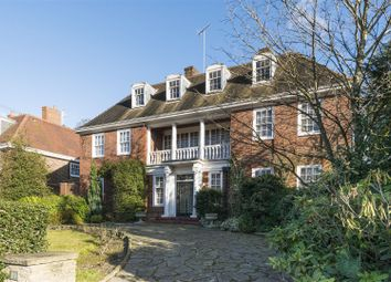 Thumbnail 6 bed detached house for sale in Ingram Avenue, Hampstead Garden Suburb
