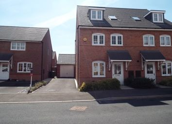 Thumbnail 3 bed property to rent in Vespasian Way, Lincoln