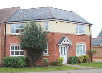 Thumbnail 3 bed end terrace house for sale in Wordsworth Avenue, Stratford-Upon-Avon