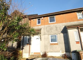 Thumbnail 2 bed terraced house for sale in Smeaton Square, Plymouth