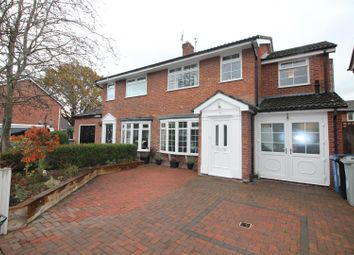 Thumbnail 4 bed semi-detached house for sale in Chelsea Road, Urmston, Manchester