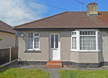 Thumbnail 2 bed semi-detached bungalow for sale in New Century Road, Basildon, Essex
