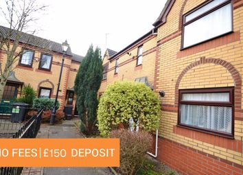 3 bed terraced house to rent in Fonthill Place, City Gardens, Cardiff CF11