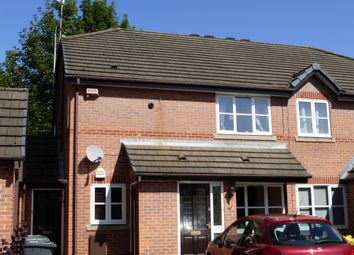 Thumbnail 2 bed flat to rent in Anchorside Close, Manchester