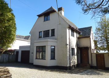 Thumbnail 4 bedroom detached house for sale in Sherford Road, Elburton, Plymouth