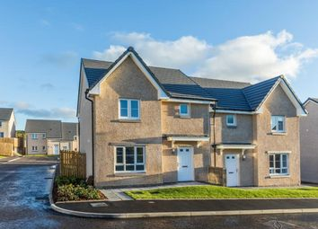 """Thumbnail 3 bed semi-detached house for sale in """"Craigend"""" at Greystone Road, Kemnay, Inverurie"""