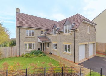 Thumbnail 5 bed detached house for sale in Sloe Way, Stoke Gifford, Bristol