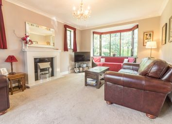 Thumbnail 4 bedroom detached house for sale in Common Lane, Culcheth, Warrington