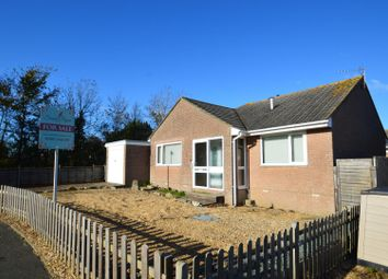 Thumbnail 2 bed detached bungalow for sale in Purdy Road, Newport