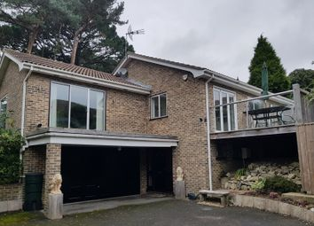 Thumbnail 3 bed detached house for sale in Branksome Towers, Poole, Dorset