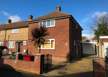Thumbnail 3 bed end terrace house for sale in Cress Road, Cippenham, Slough