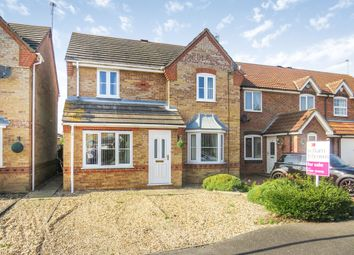 3 bed detached house for sale in Stephenson Close, Wyberton, Boston PE21