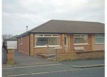Thumbnail 2 bed semi-detached bungalow for sale in Ranlea Avenue, Bare, Morecambe