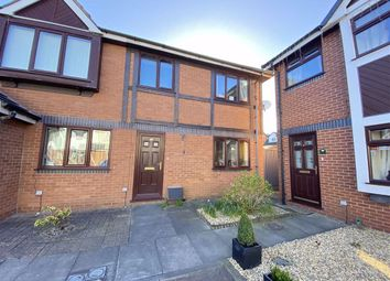 Thumbnail 3 bed semi-detached house for sale in The Conifers, Kirkham, Preston