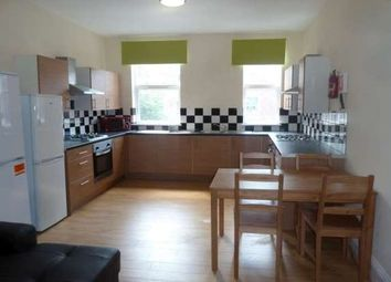 Thumbnail 7 bed flat to rent in Arthur Street, Nottingham