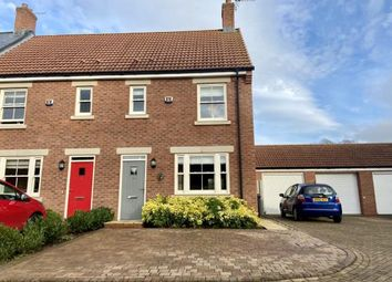 Thumbnail 2 bed semi-detached house for sale in Leven Mews, Stokesley, North Yorkshire