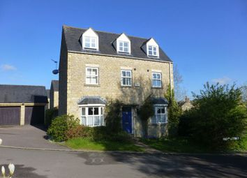 Thumbnail 4 bed detached house for sale in Lawrence Fields, Steeple Aston, Bicester