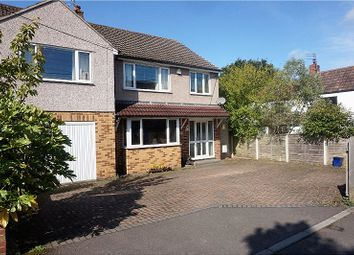 Thumbnail 5 bedroom detached house for sale in Footes Lane, Frampton Cotterell