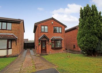 Thumbnail 3 bed detached house for sale in Crossmead Grove, Birches Head, Stoke-On-Trent