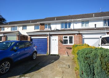 Thumbnail 3 bed terraced house for sale in Pye Close, Corfe Mullen, Wimborne