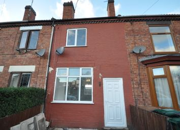 Thumbnail 4 bed terraced house to rent in Glebe Street, Swadlincote