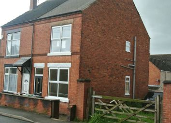 Thumbnail 3 bedroom semi-detached house for sale in Redgate Street, Pinxton, Nottingham
