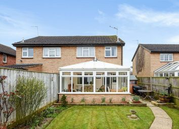Thumbnail 3 bedroom semi-detached house for sale in Peachcroft Road, Abingdon