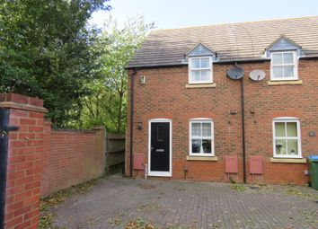 Thumbnail 2 bed end terrace house for sale in Prestwold Way, Aylesbury