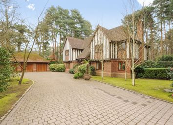 Thumbnail 5 bed detached house to rent in Coronation Road, Ascot, Berkshire