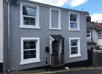 Thumbnail 2 bed end terrace house for sale in Dorset Place, Hastings