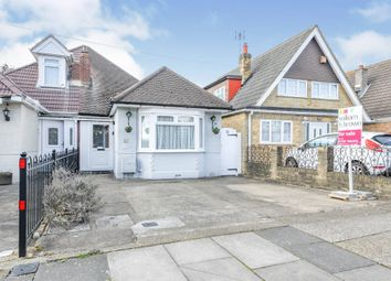 Thumbnail 2 bed semi-detached bungalow for sale in Harrow Crescent, Romford